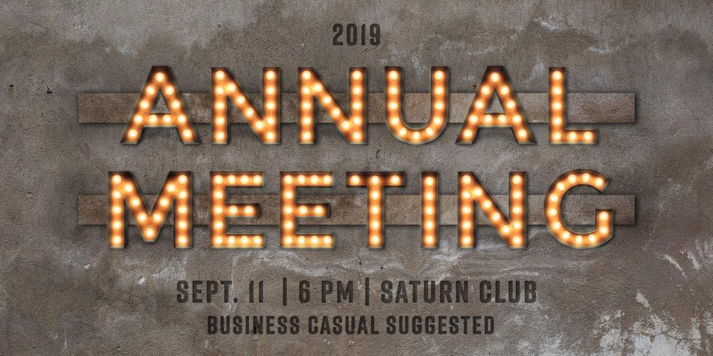 2019 Annual Meeting - AAF Buffalo